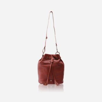 JEKYLL & HIDE | Amsterdam /red leather bag