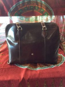 JEKYLL & HIDE   Oxford Lady's business bag /13'' Laptop space